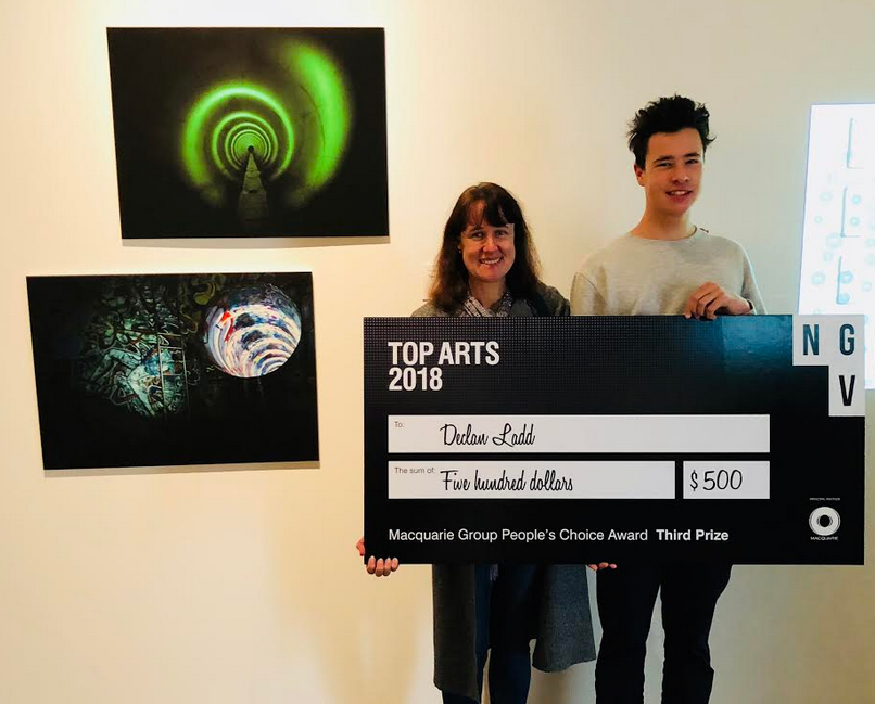 Imagination and Courage Rewarded at Top Arts