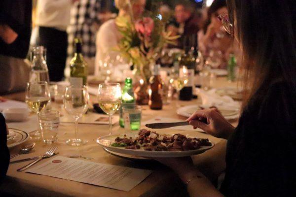 Preshil Spring Dinner - Dining 4